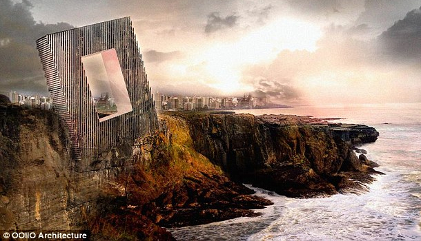 Renowned Spanish Architecture Firm Announces Plans for Stunning, Cliff-hanging Hotel in Lima - CJLUX